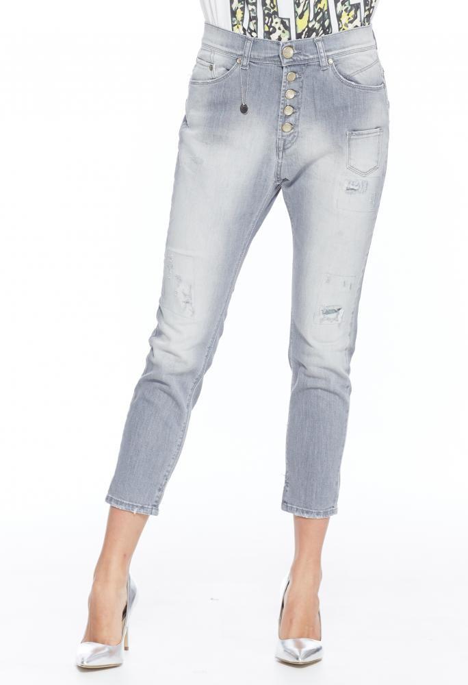 Denim Grigio Jeans