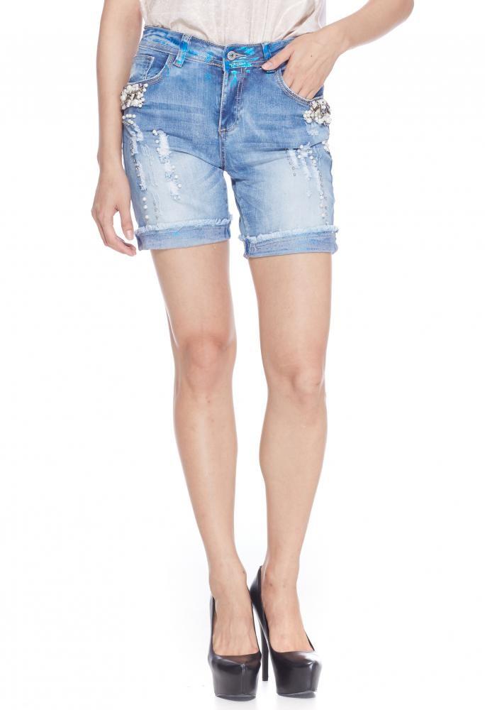 Beaded Shorts