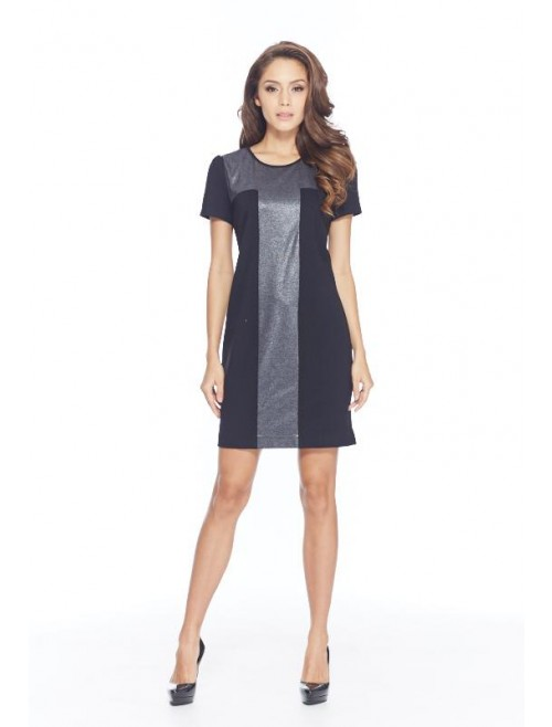 Grey-T black dress