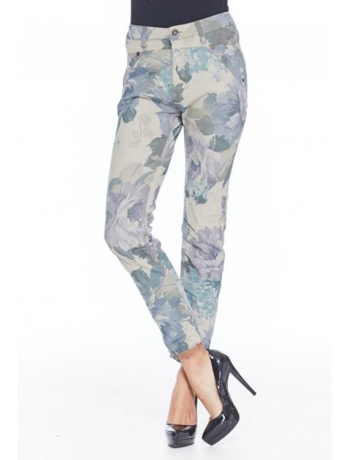 Vintage Floral Pants